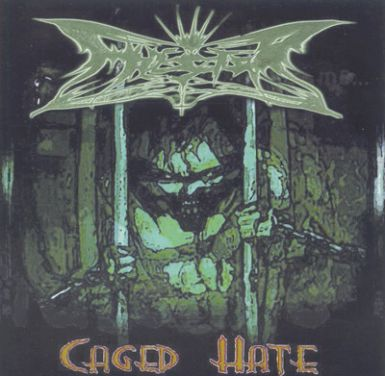 Caged hate